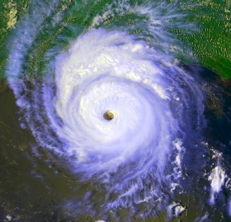 hurricane camille research paper
