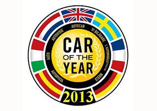 coche del año 2013