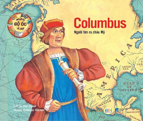 Columbus Người tìm ra châu Mỹ