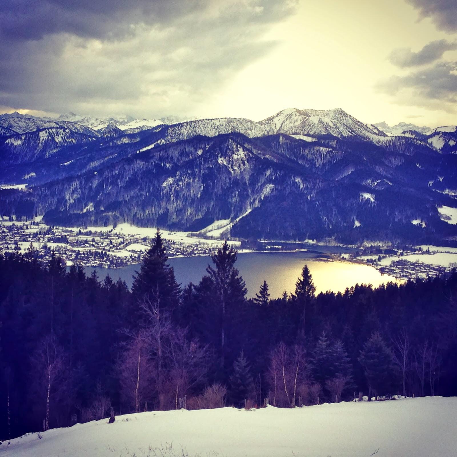 Rodel-Winterwanderung Gasse Neureuth