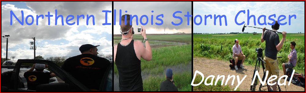 Northern Illinois Storm Chaser