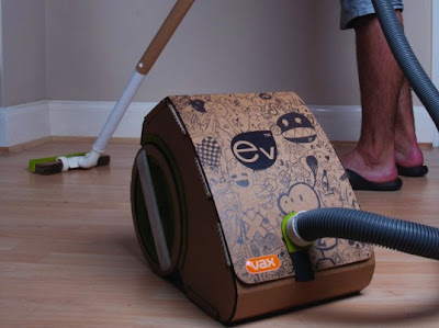 Cool Vacuum Cleaners and Creative Vacuum Cleaner Designs (12) 12