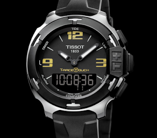 Basel 2013 TISSOT Tissot T-Race Touch