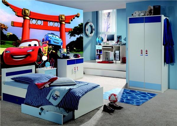 Papel pintado fotomurales disney - Dormitorios infantiles modernos ...