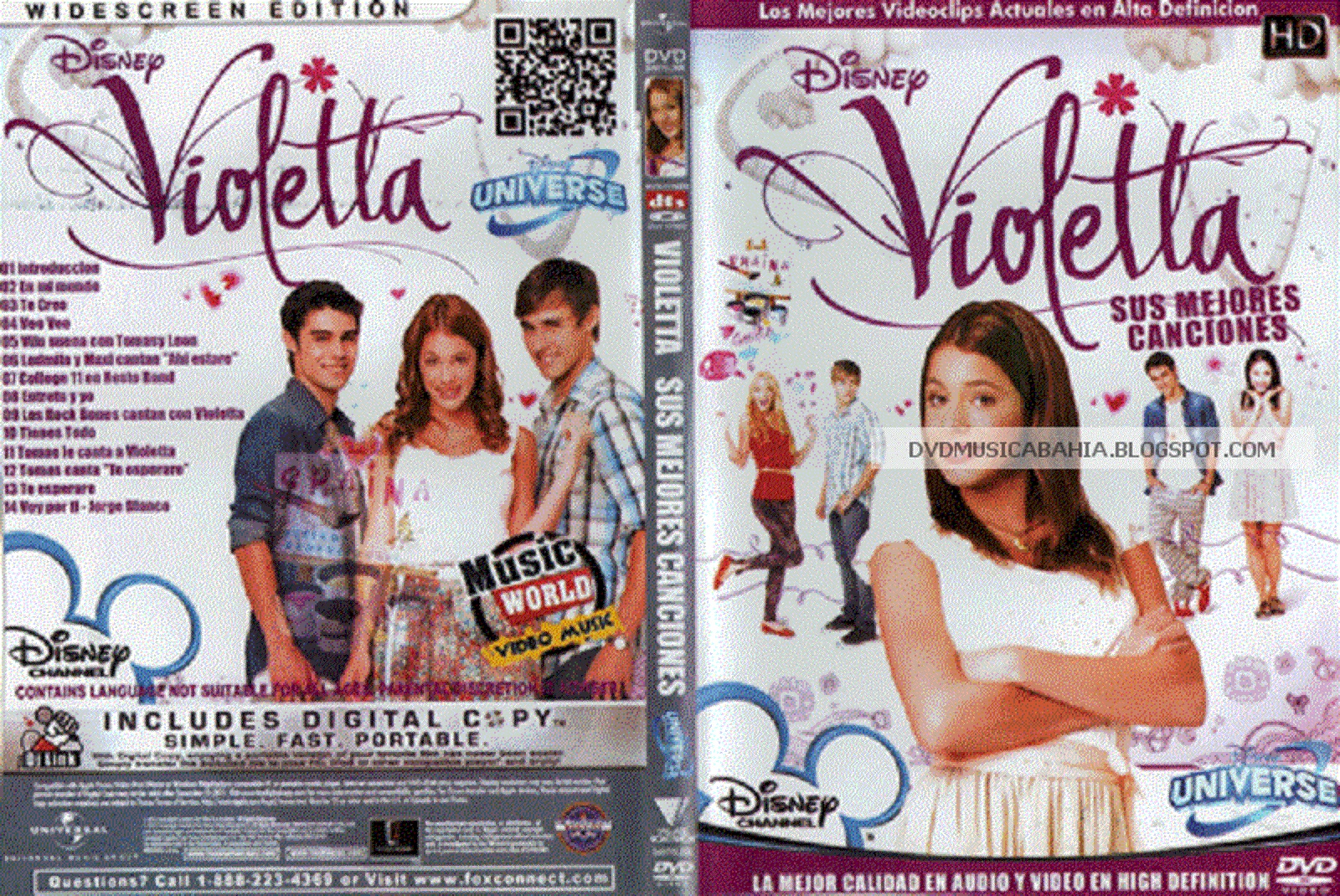 Musica De Violetta Veo Veo
