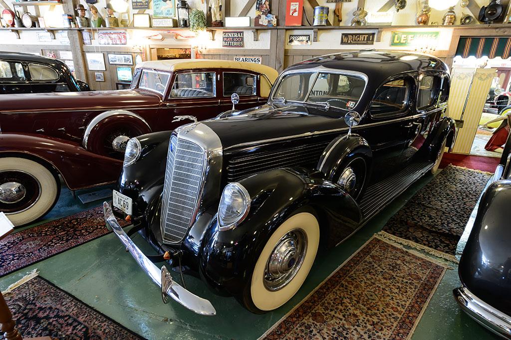 1939 Lincoln K Sedan Custom