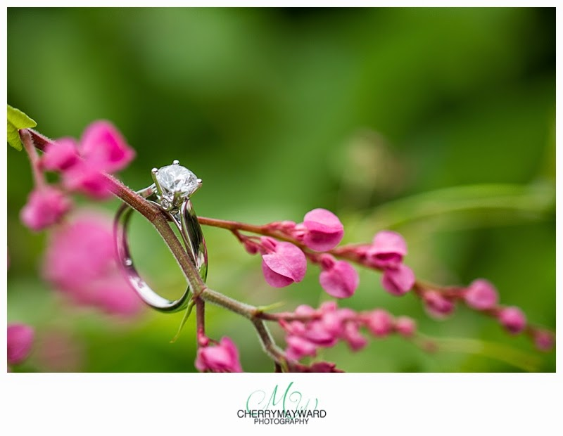 engagement ring with flowers, koh samui engagement, thailand, lovely couple, proposal in thailand, koh samui engagement