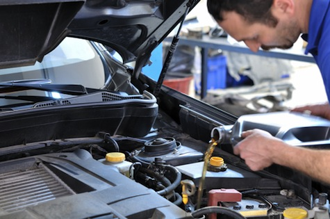Multi-Point Inspections at North Brothers Ford