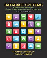 обложка 6-го английского издания книги Коннолли и Бегг «Базы данных. Проектирование, реализация и сопровождение. Теория и практика» - читайте отдельное сообщение в моем блоге