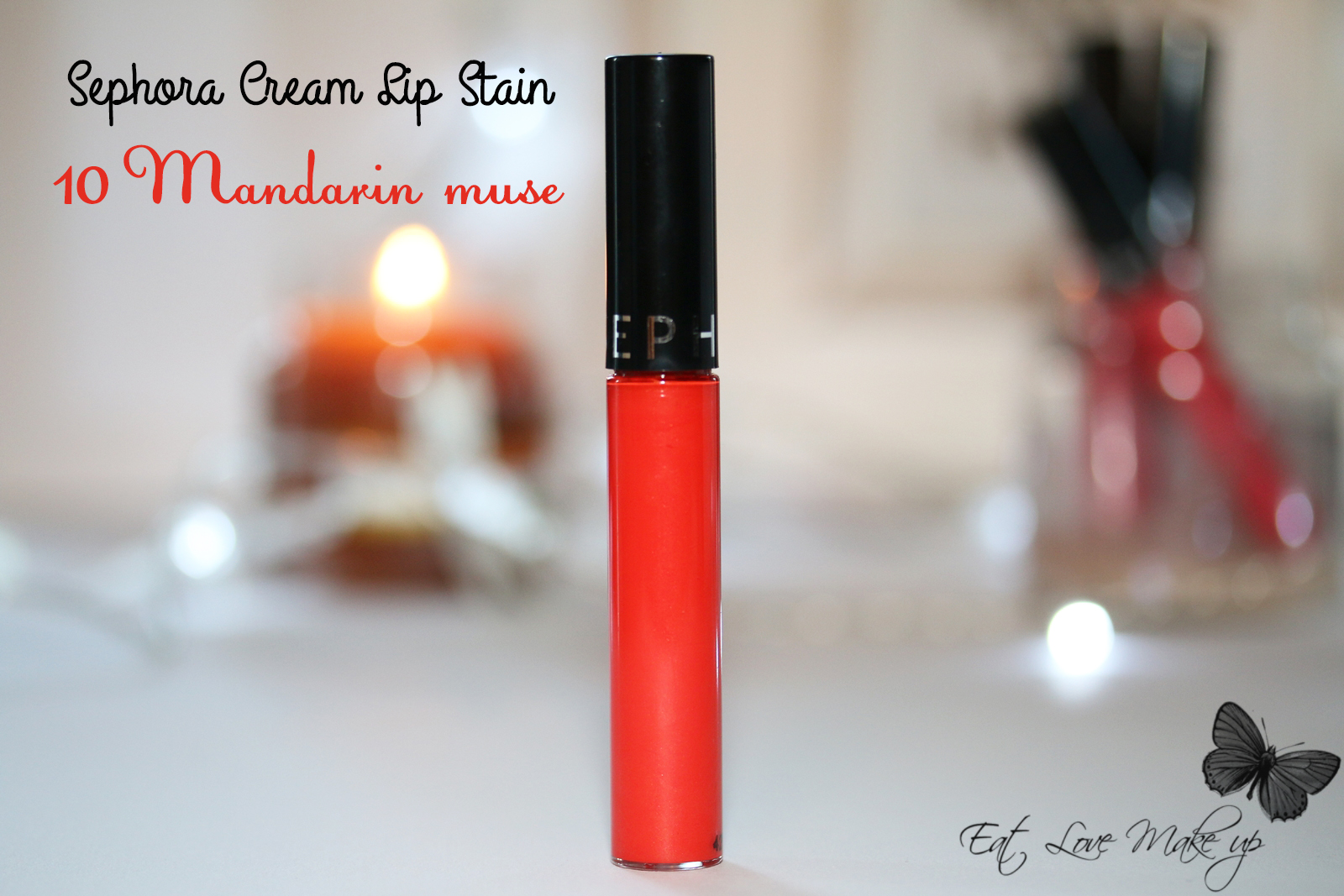 Sephora Cream Lip Stain