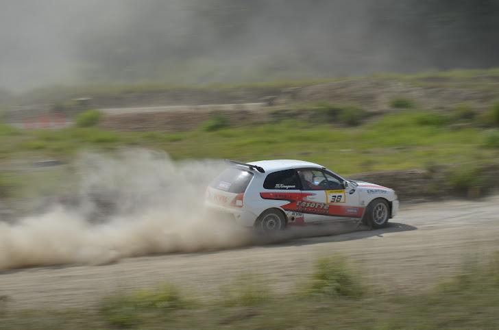 Dirt Trial Mitsubishi Mirage, Colt, CJ0, samochody do rajdów, sportu, wyścigów, ciekawe