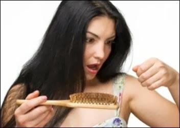 mengatasi rambut gugur