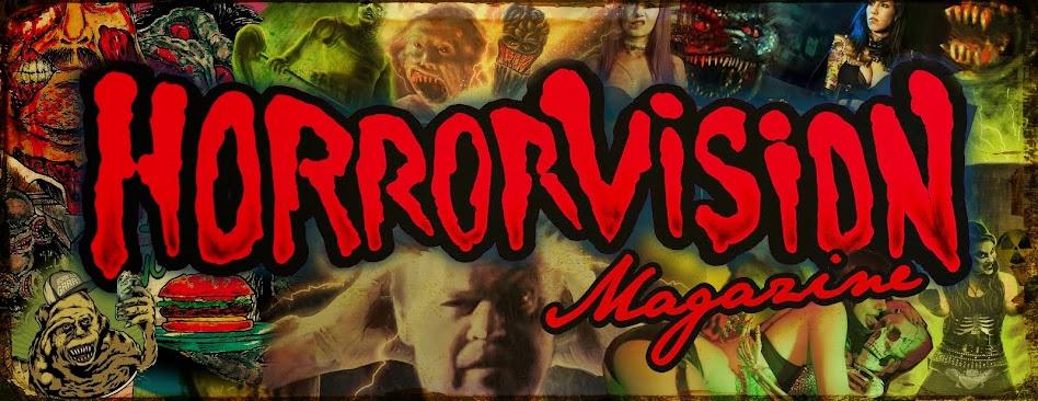 Horrorvision Magazine