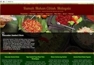 Cibiuk Malaysia Website