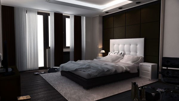 bedroom decor wallpapers