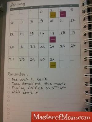 organizher planner