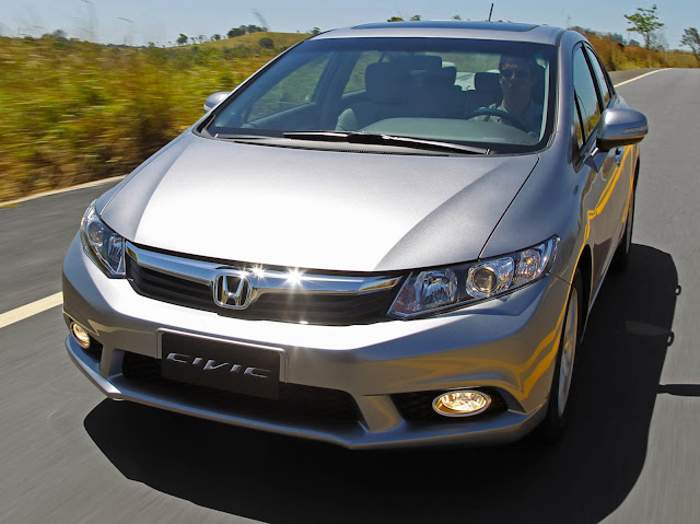 Honda Civic EXR 2.0 2014
