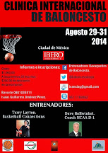 Clínica Internacional de Baloncesto.