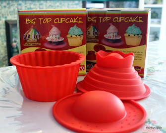 BIG TOP CAKE MOLD