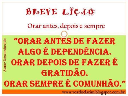 http://vozdoclarim.blogspot.com.br/2015/12/breve-licao-30.html