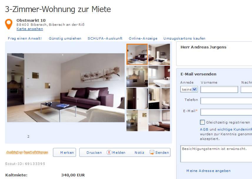 Zimmer Wohnung Offenbach