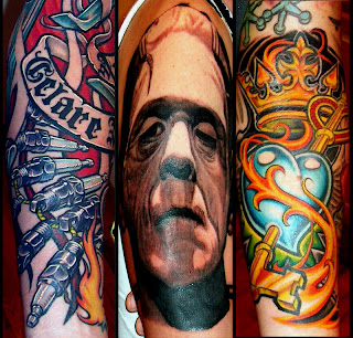 tattoo ink, tattooing
