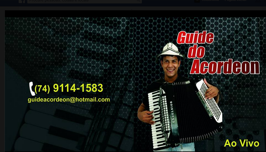 GUIDE DO ACORDEON AO VIVO