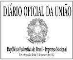 DIÁRIO OFICIAL DA UNIÃO-DOU