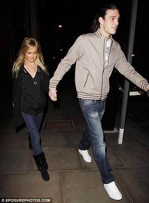 All Super Stars: Andy Carroll Girlfriend Photoes 2012
