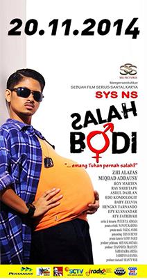 Film Salah Bodi 2014 Bioskop