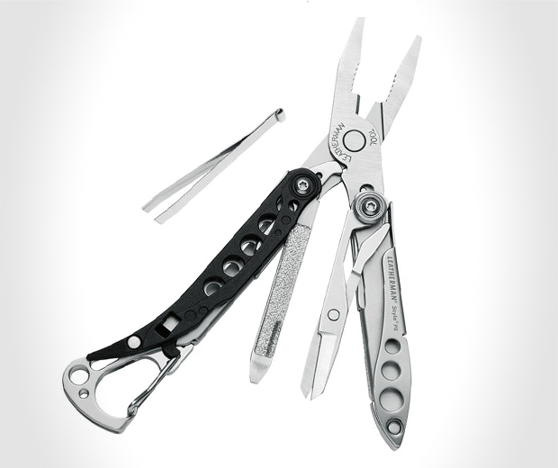 TSA Compliant Leatherman