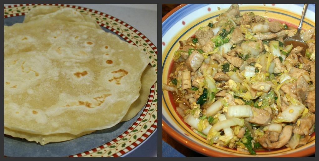 Rah Cha ChowMandarin Pancakes for Moo Shu PorkStep-by-Step