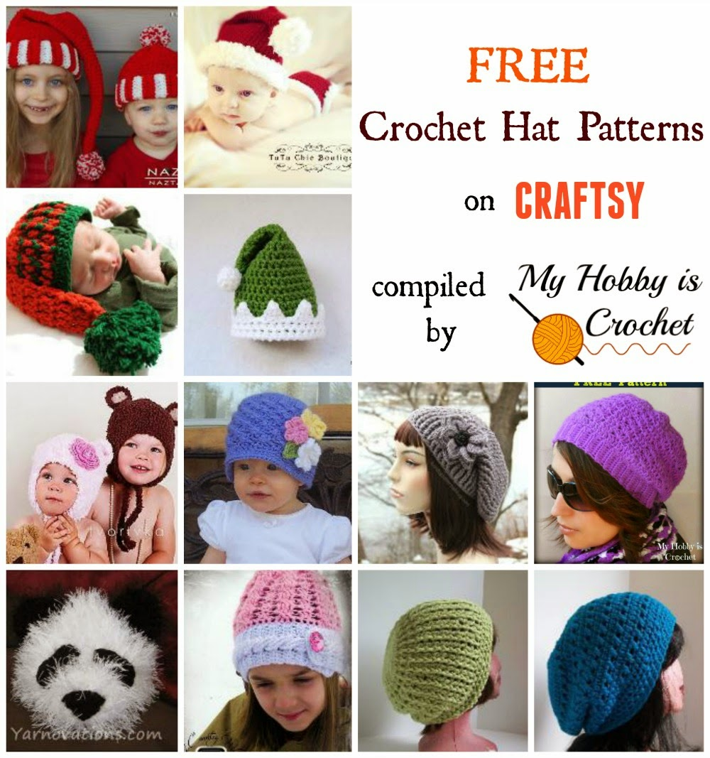 My Hobby Is Crochet: Visit Craftsys Free Crochet Patterns ...