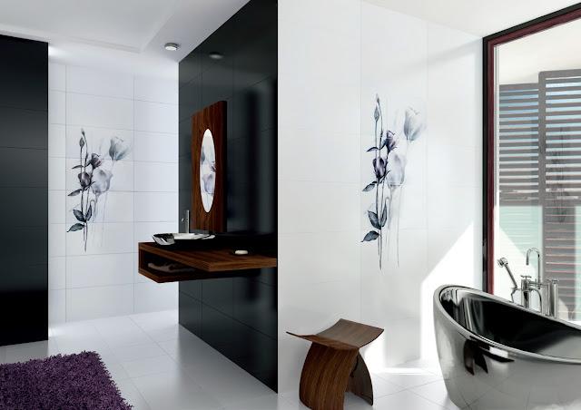 łazienka nowoczesna aranżacja
