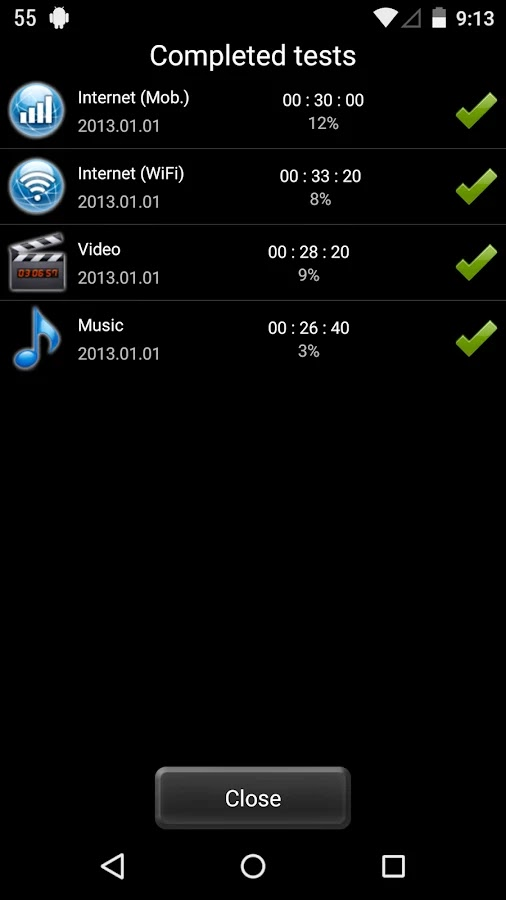 Battery HD Pro v1.58
