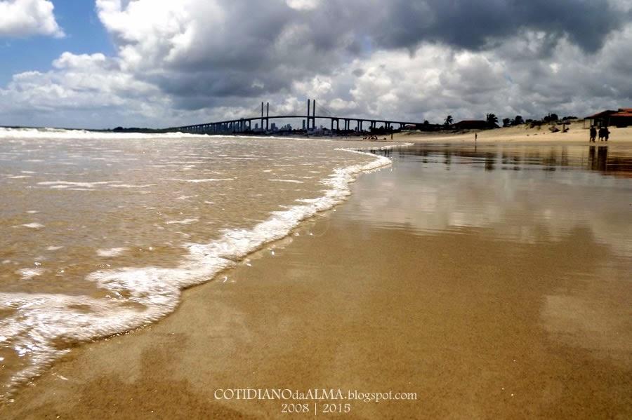 Ezequiel Rodrigues. Cotidiano da alma. Ponte Newton Navarro. Natal. RN. Rio Grande do Norte. Praia da Redinha.