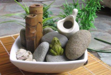 Mil ideas para la casa y el jardin fuentes para jardin - Plantas para jardin zen ...