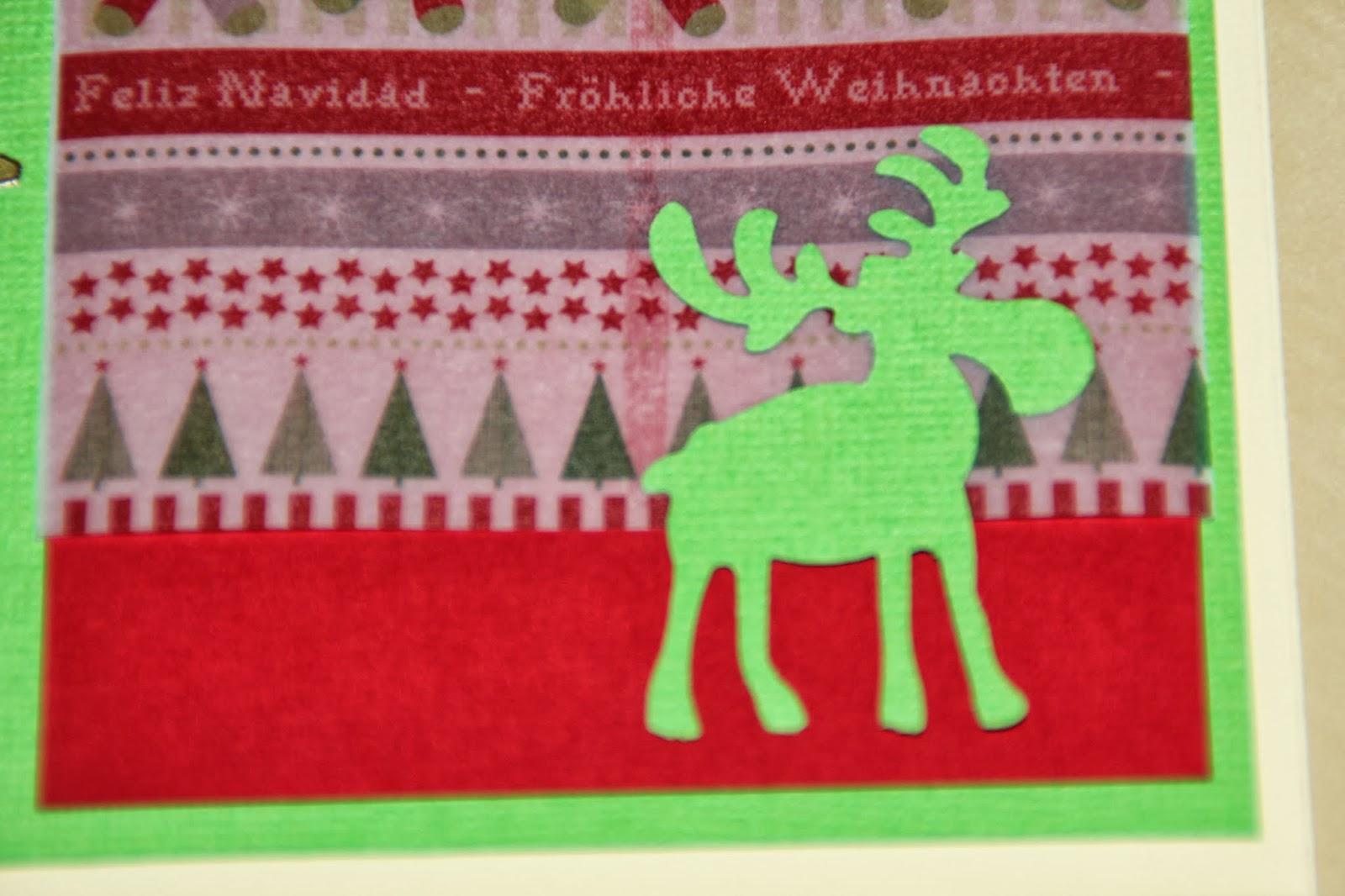 ideenreich elz weihnachtliche karten bastelpackungen. Black Bedroom Furniture Sets. Home Design Ideas