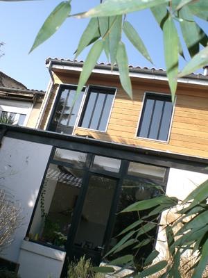 archi sur l vation d choppe bordelaise c cile ana s goua de baix. Black Bedroom Furniture Sets. Home Design Ideas