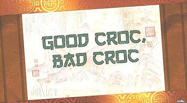 Cover, resensi film, film review, Kung Fu Panda : Legend of Awesomeness S01E06 - Good Croc, Bad Croc