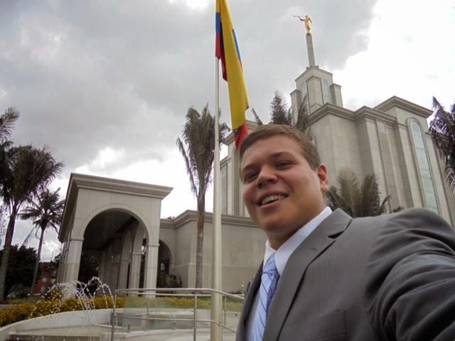 Bogota Columbia Temple