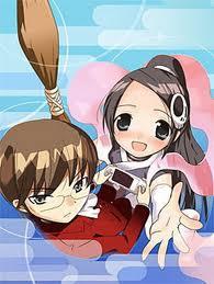 Anime : Kami Nomi Zo Shiru Sekai