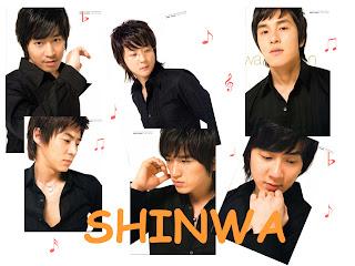 Shinhwa Wallpaperhd 1