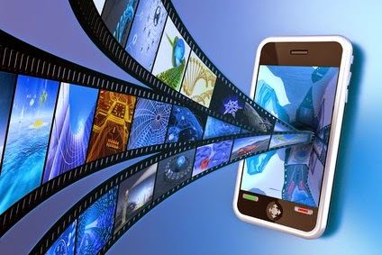 Mobile Phone Media