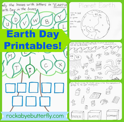 Earth Day Package of 10