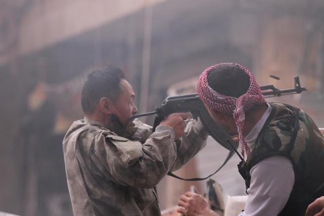 Kerana Bosan Lelaki Jepun Berperang Di Syria