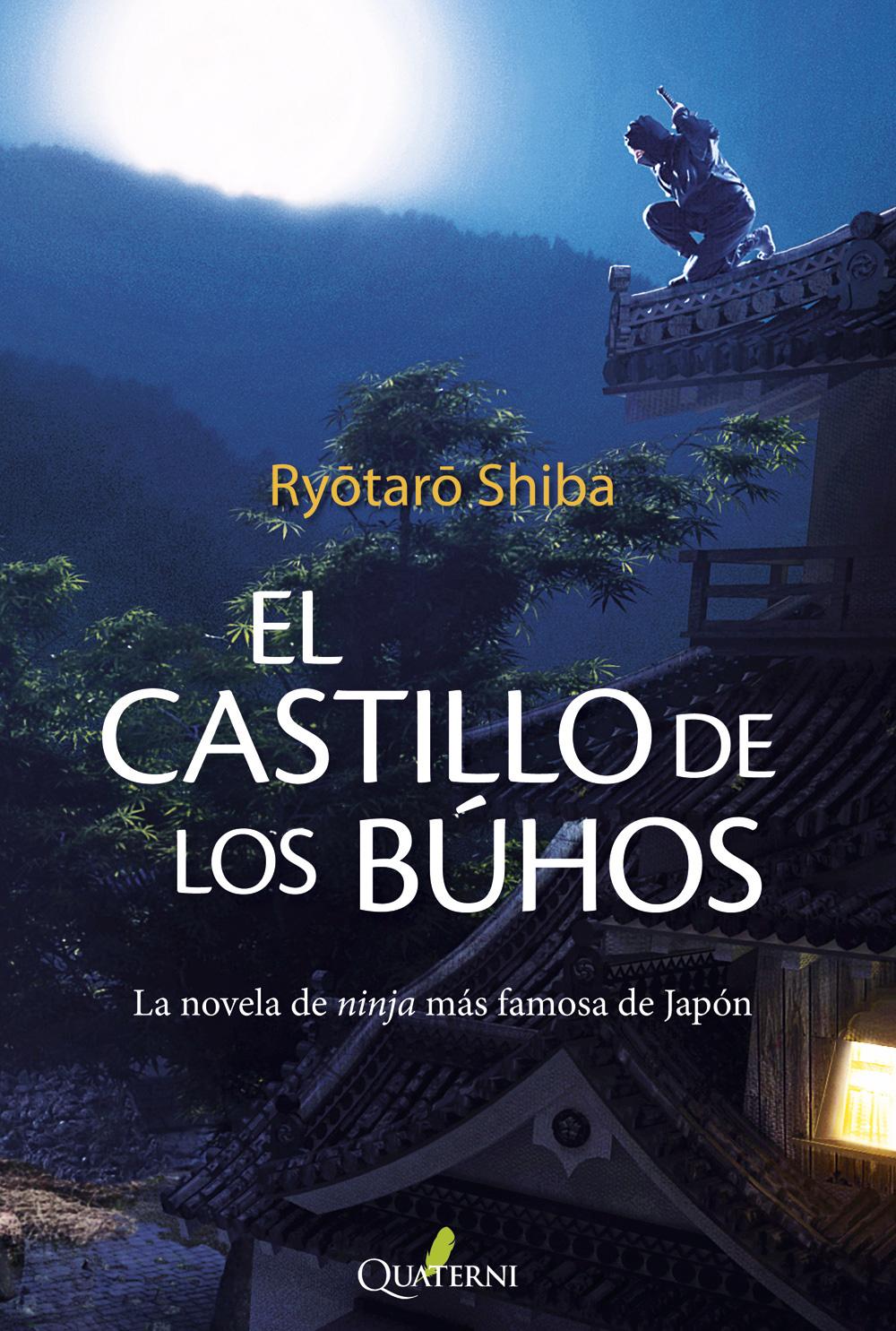 Resultado de imagen de El castillo de los buhos, de Ryotaro Shiba