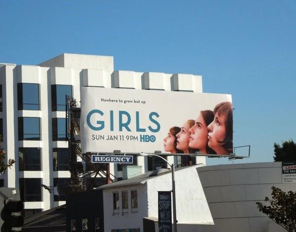 Girls season 4 billboard