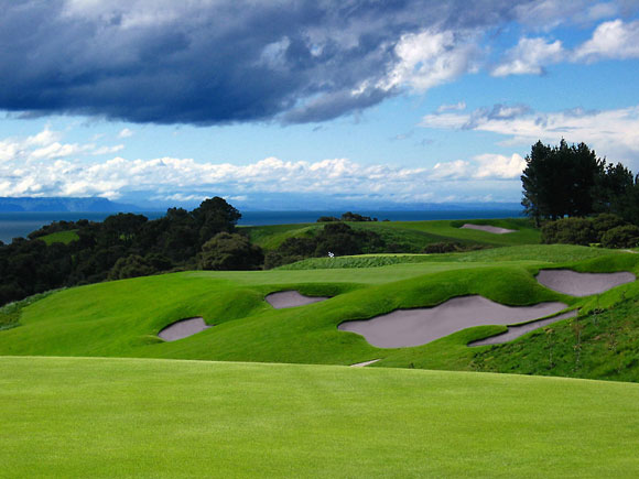 TOP WORLD PIC: Cape Kidnappers