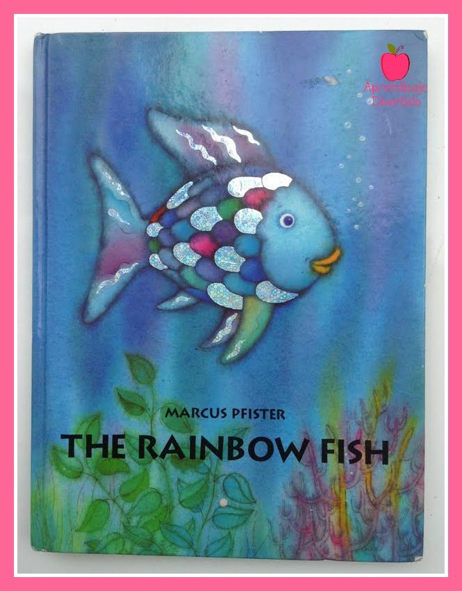 Libro pez arcoiris for 99 5 the fish